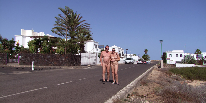 There are some places where people won't wear any clothes for weeks, or even months! Things to get used to: communal showers, nude shopping and naturist area Cap d'Agde.
