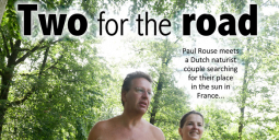 H&E Naturist Mag. - Two for the Road
